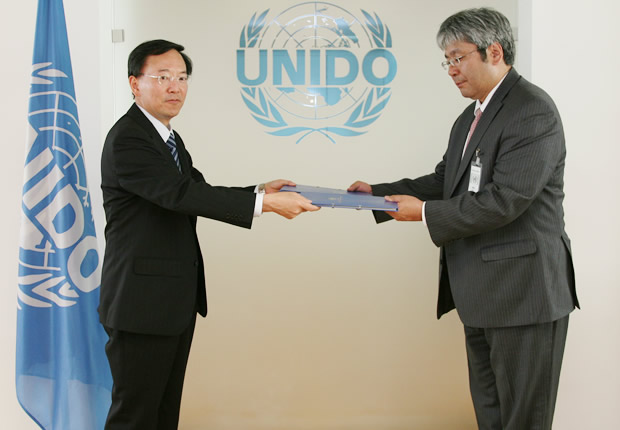 Work with the United Nations